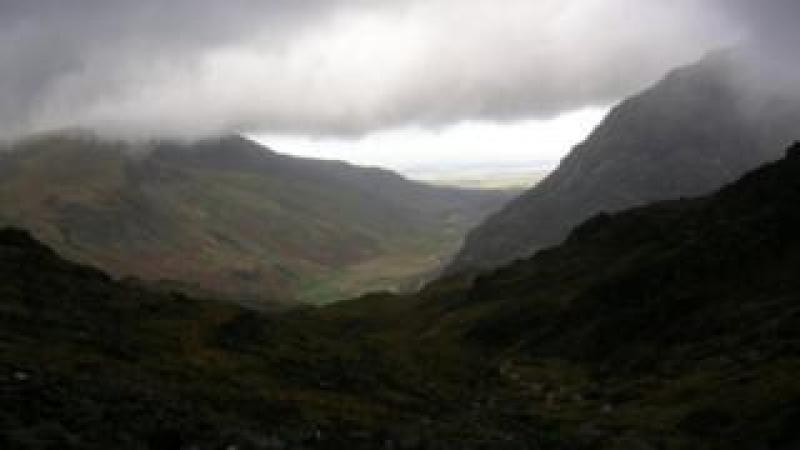 Tryfan mountain