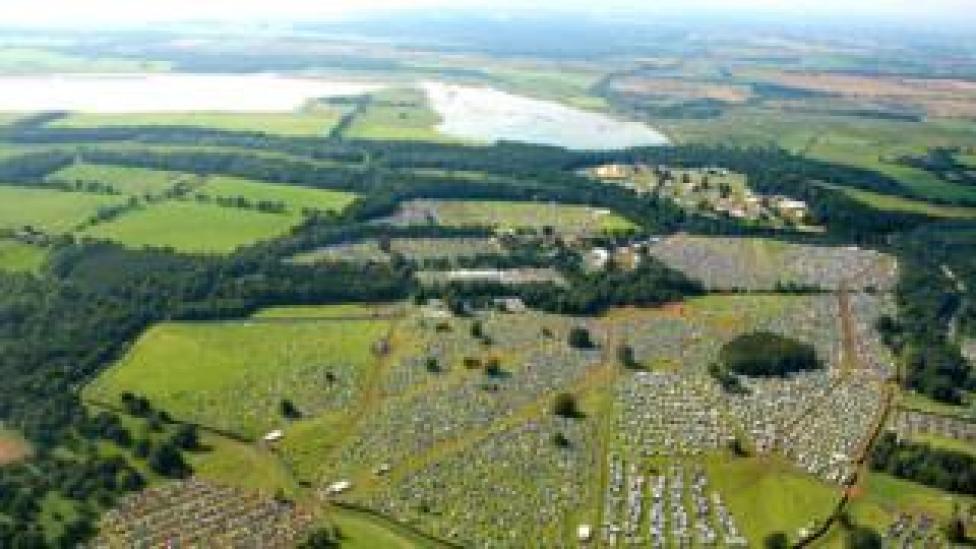 Aerial shot of Latitude