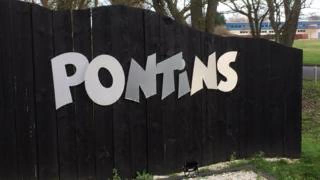 Pontins Pakefield