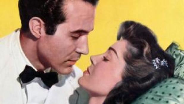 Ricardo Montalban and Esther Williams in Neptune's Daughter
