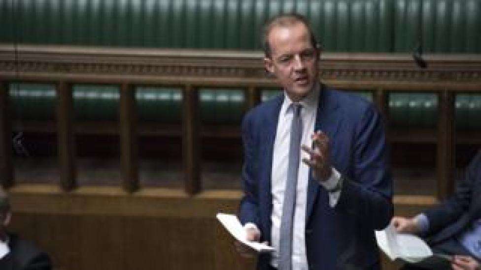 Tory MP Nick Boles