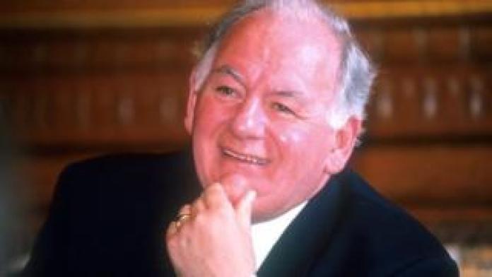 Michael Martin in 2000