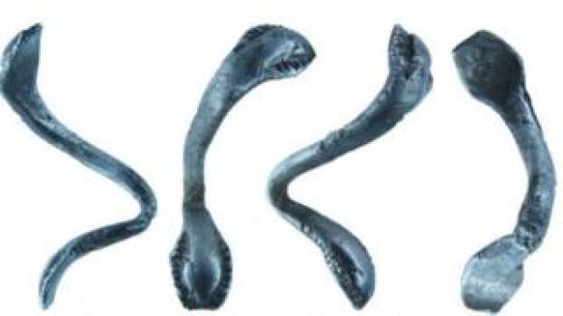 Roman silver finger-ring