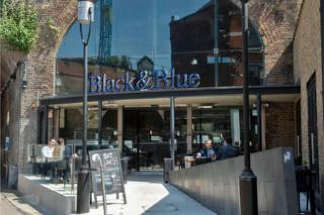 Black and Blue restaurant