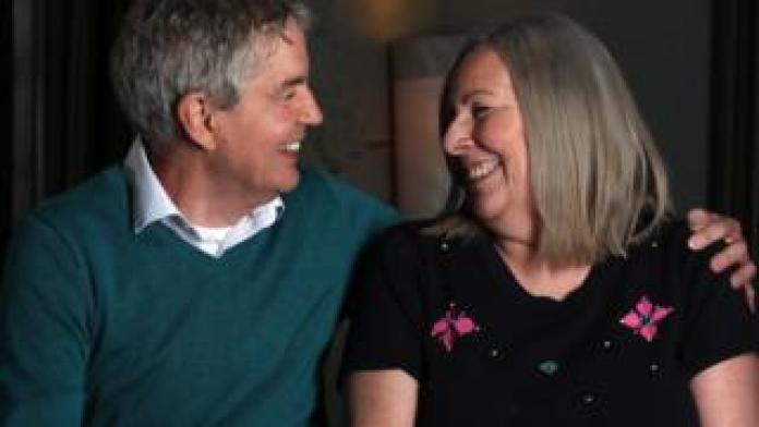 Gary and Karen