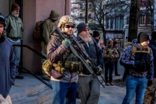 The streets of Richmond were awash with guns for the annual Lobby Day rally