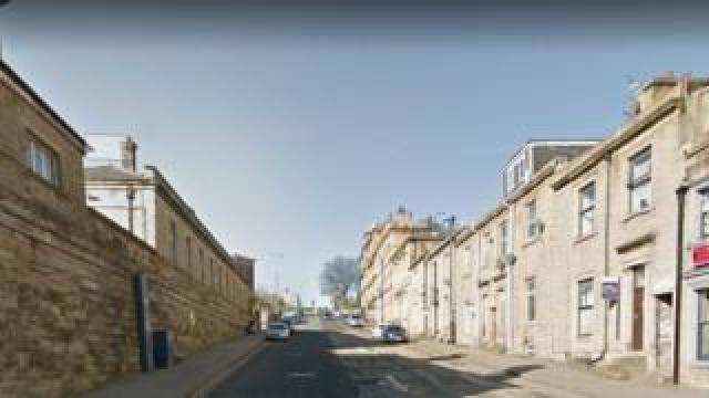 Fitzwilliam Street in Huddersfield