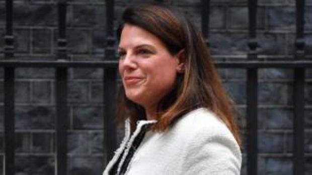 Caroline Nokes, immigration minister