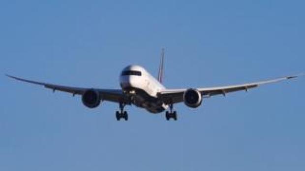 Generic aeroplane picture