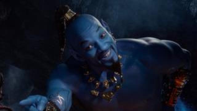 Will Smith as Genie