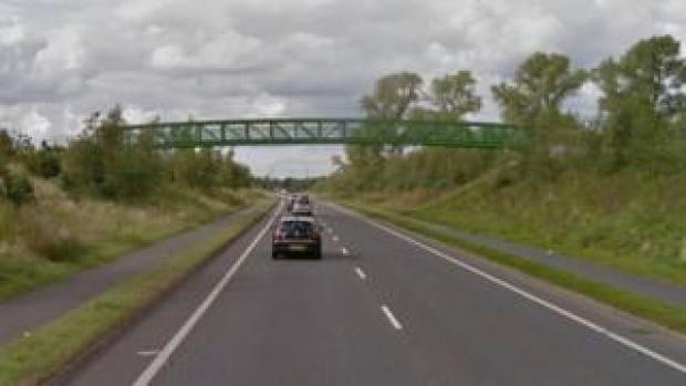 Alderley edge a34