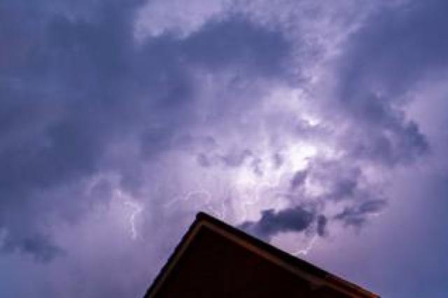 آسمانی بجلی