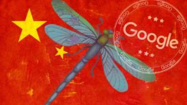 China, Google, Project Dragonfly