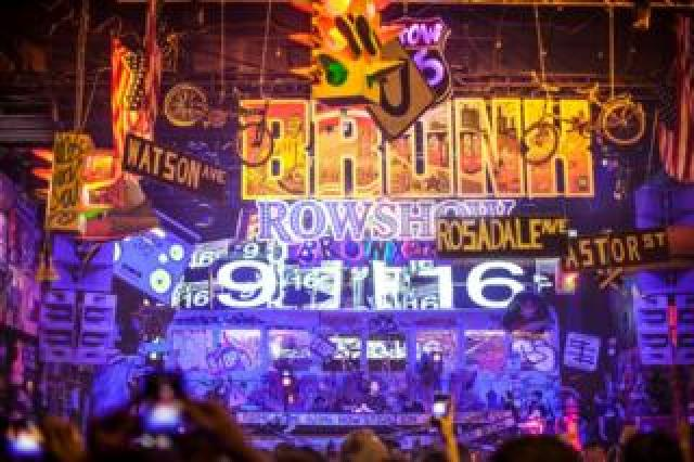 Elrow Bronx