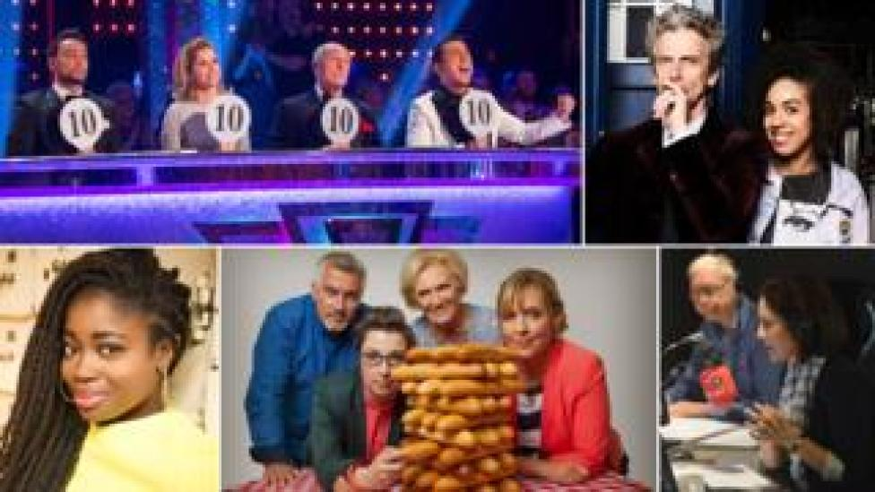 A selection of BBC programmes