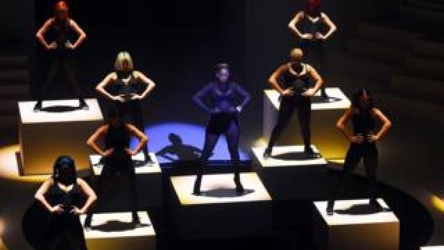 Rihanna's Savage Fenty X show