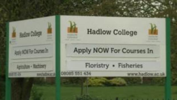 Hadlow College