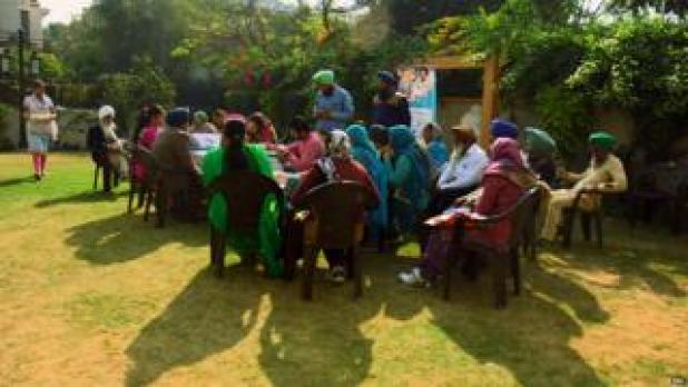 Meeting in Chandigarh