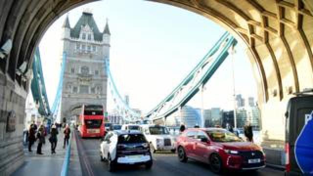 Tower Bridge 16 March 2020