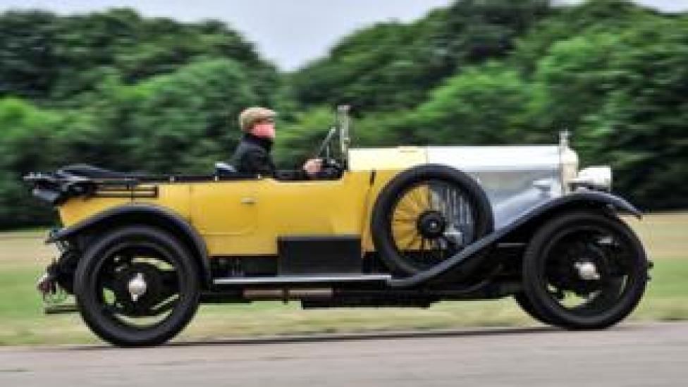 1926 30-98 OE-Type Tourer