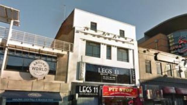Legs 11 premises