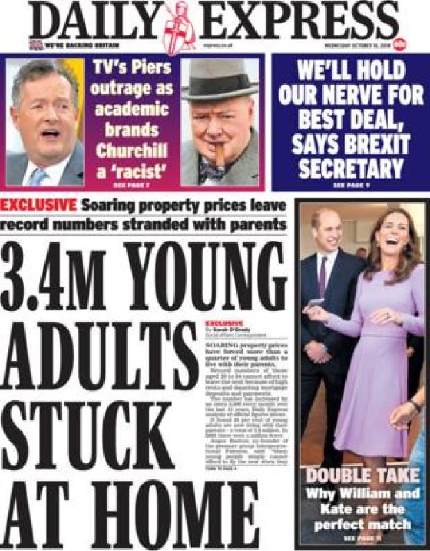 Daily Express - 10 October