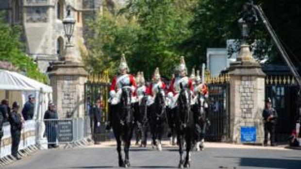 Soldiers of the Household Cavalry