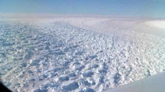 Other space data indicates Denman shed 270 billion tonnes of ice between 1979 and 2017