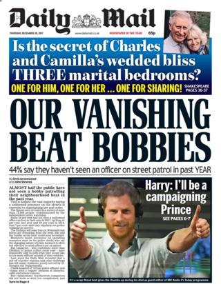 Newspaper headlines: 'Machines threaten jobs' in age of ...