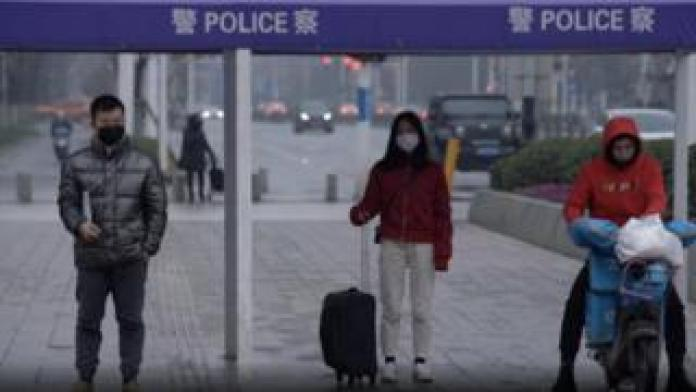 The authorities imposed restrictions on travel and movement