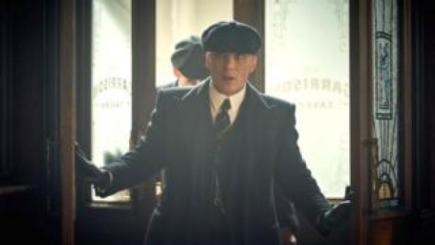 Arthur Shelby (Paul Anderson), Tommy Shelby (Cillian Murphy)