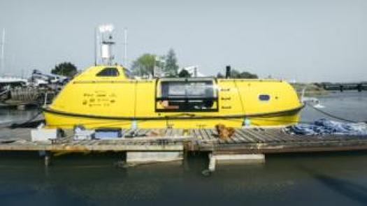 Stødig, in Port of Newhaven