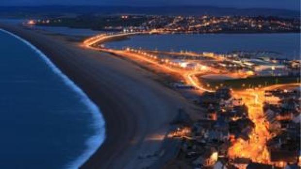 Dorset light pollution
