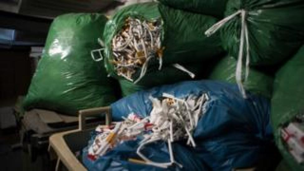 Cigarettes discovered in Spanish factory