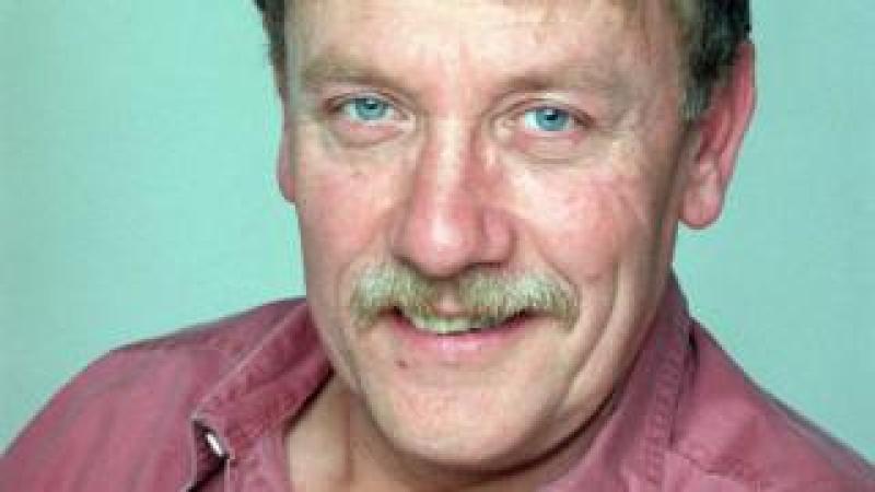 Actor Peter Armitage