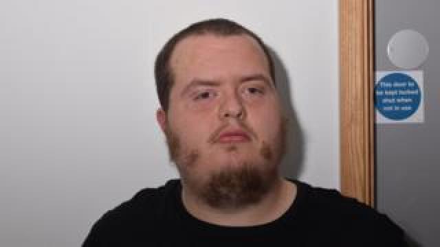 Lewis Ludlow - custody image