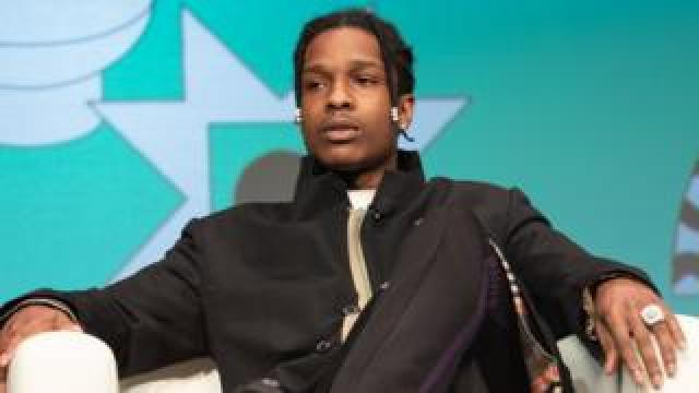 ASAP Rocky interviewed at SXSW