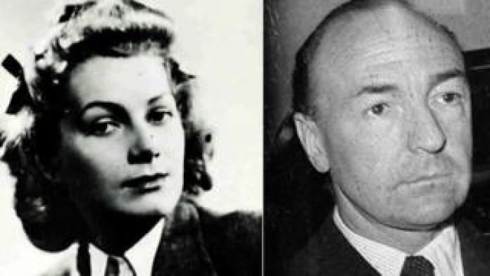 Gisela Winegard and John Profumo
