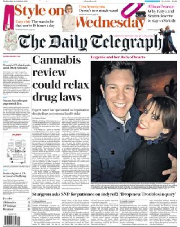Telegraph - 10 Oct