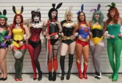 Meet the women and girls who rocked Comic Con – BBC News