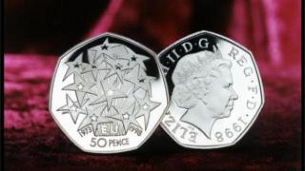 50p coin from 1998