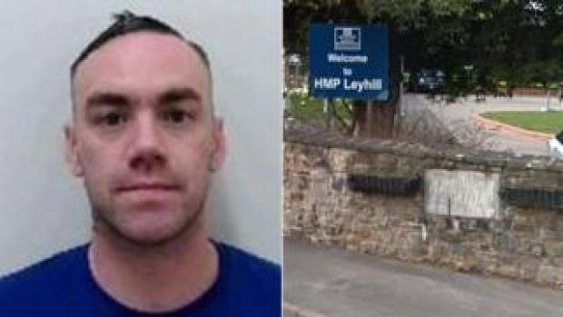 Daniel Thompson absconded from HMP Leyhill