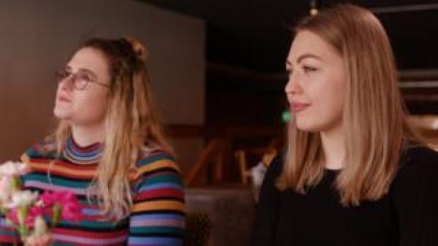 Felicity and Kayley