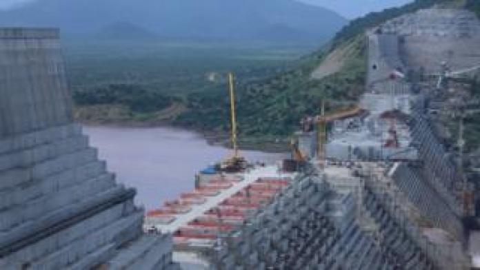 AlNahda dam