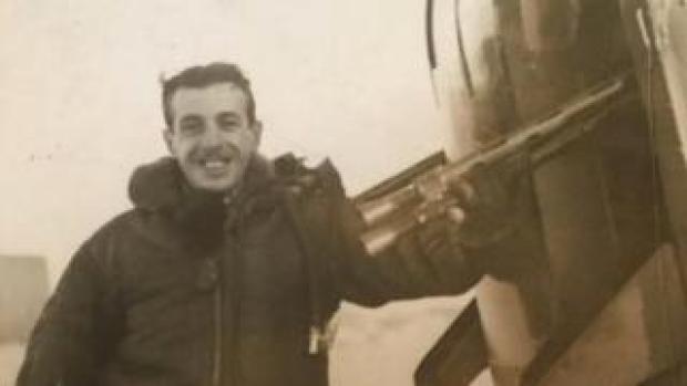 Gunner Sgt Leonard Shrubsall