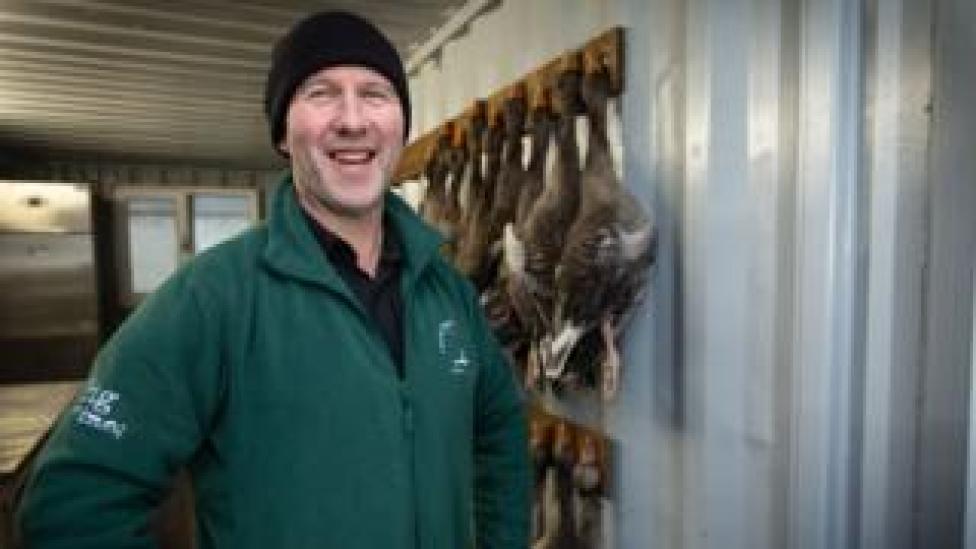 sport Butcher Thorfinn Craigie