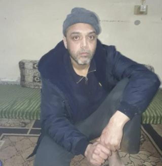 Shiraaz Mohamed in captivity