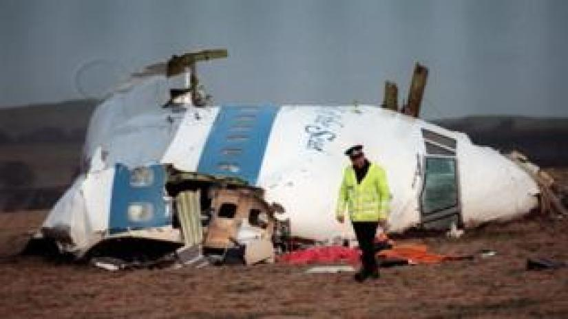 Lockerbie aftermath