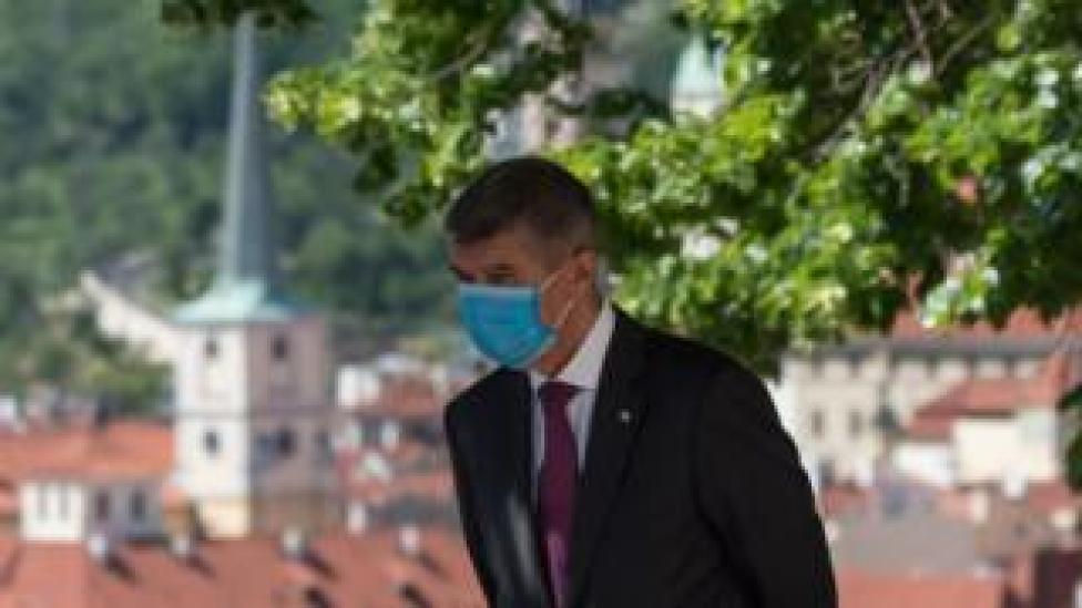 Andrej Babis, Czech PM file pic