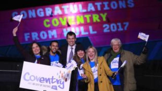 Coventry bid team